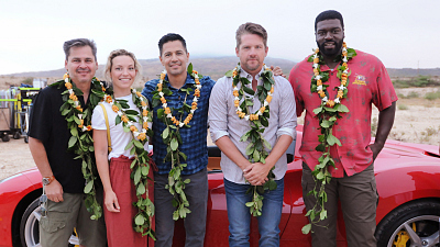 ​Veterans Continue To Serve—As Role Models On The Magnum P.I. Reboot