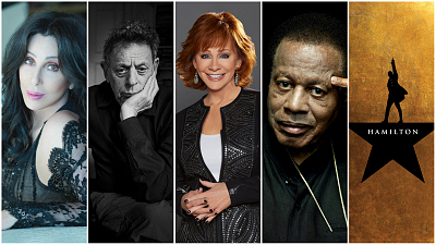 The Kennedy Center Announces 2018 Honorees