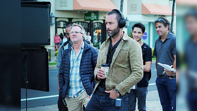 Action! Alex O'Loughlin Takes Us Behind The Scenes Of His Directorial Debut