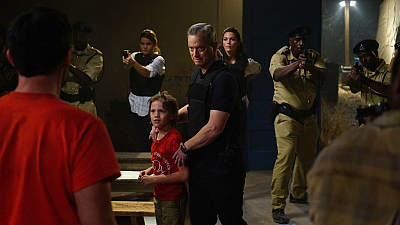 Season 2 Of Criminal Minds: Beyond Borders To Premiere On Wednesday, Mar. 8