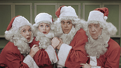 Ring In The Holidays With The I Love Lucy Christmas Special