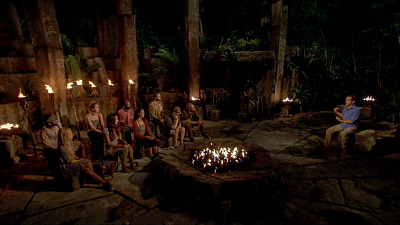 ​Survivor Season 37 Spoilers: A Double Elimination Determines The Final 8