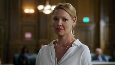 Katherine Heigl Explains How Being A Lawyer Is Like Acting