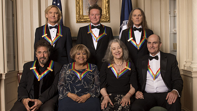 The Kennedy Center Honors' Entire 2016 Lineup Revealed