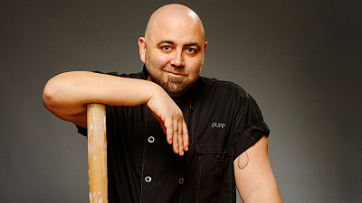 Cooking With Duff Goldman