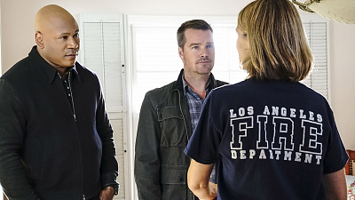 A Napalm Explosion Heats Up The Winter Premiere Of NCIS: Los Angeles