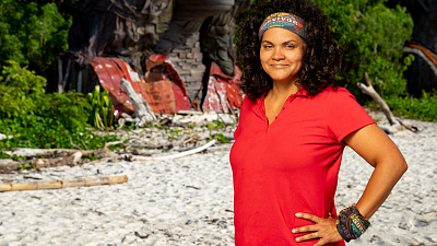 ​Sandra Diaz-Twine Says Becoming A Survivor Legend Is All About Rolling With The Punches