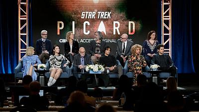 Star Trek: Picard Set To Reflect The World Around Us