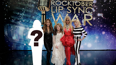 You're Invited To The Talk's Fifth Annual Halloween Rocktober Lip Sync War