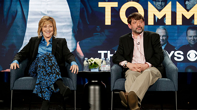 The Dimension And Humor Of Tommy Drew Star Edie Falco To Title Role