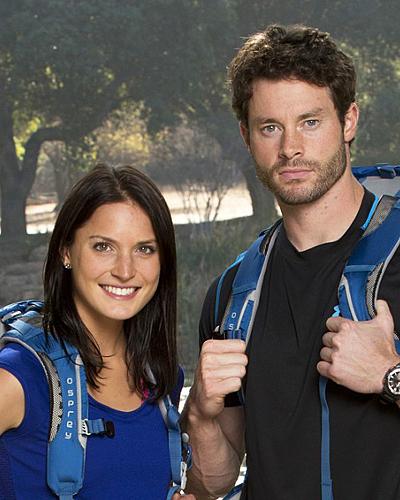 The Amazing Race Cast: Tyler Adams & Laura Pierson