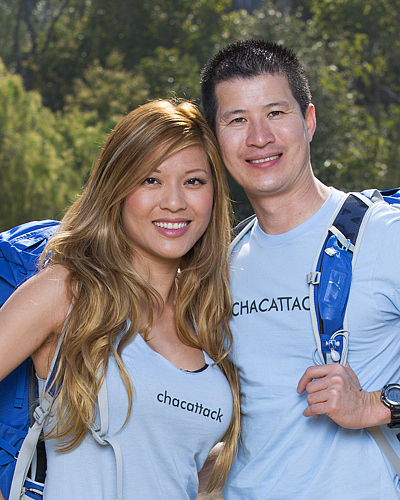 The Amazing Race Cast: Kelly Berning & Shevonne Sullivan