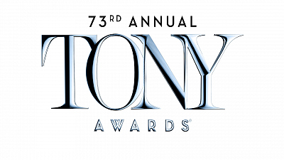 CBS To Broadcast The 73rd Annual Tony Awards Live From NYC On June 9, 2019