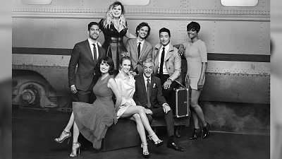 Criminal Minds Cast Glams Up For Their Final Season