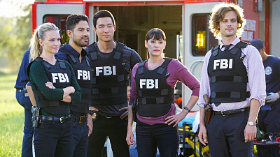 The Agents Of Criminal Minds Are Thankful—For Each Other!