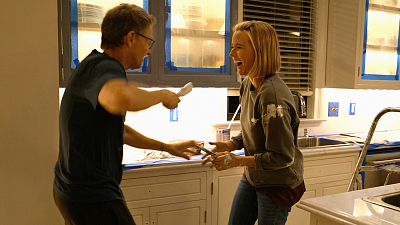 Go Behind The Scenes Of Madam Secretary's Season 4 Episode
