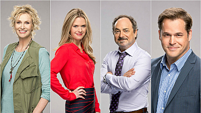 Hey, I Know You! Meet The Cast Of Angel From Hell