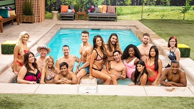 The BB Houseguests Are Ready For Swim Class At Camp BB