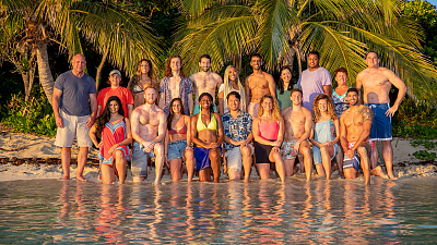 Who's In The Cast Of Survivor Season 39: Island Of The Idols?