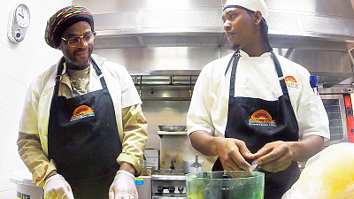 First Look: Lowell Hawthorne Goes Undercover At Golden Krust Caribbean Bakery & Grill