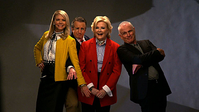 They're Back! Say Hello To The Stars Of Murphy Brown