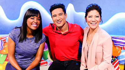 Watch The Talk's Julie Chen And Aisha Tyler Play Candy Crush