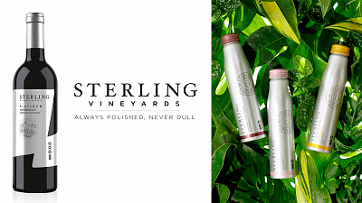 Learn More About Sterling Vinyards' World-Class Wines
