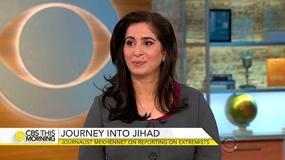 Journalist Souad Mekhennet's new book goes behind the lines of Jihad