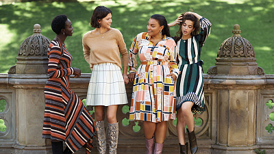 Check Out Anthropologie Apparel Available In Petite To Plus Sizes