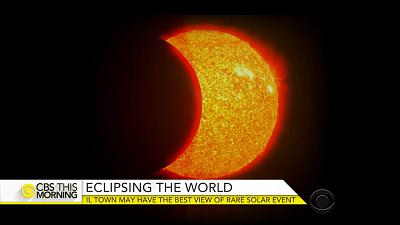 Illinois town prepares for tourism influx during solar eclipse