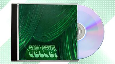 VELVET: Side A By Adam Lambert