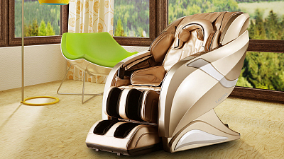 Check Out The Kahuna Zero Gravity Full-Body Massage Chair