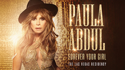 Don't Miss Paula Abdul: Forever Your Girl Live In Las Vegas