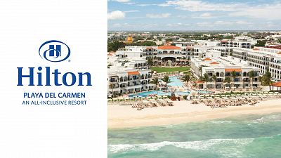 Hilton Playa del Carmen: Adults-Only, All-Inclusive, All-Suite Oasis