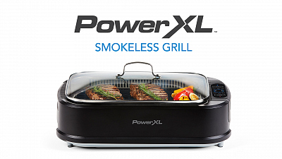 Power XL Smokeless Grill by Tristar Products, Inc.