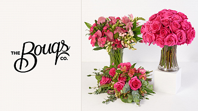The Bouqs Company $100 Gift Card