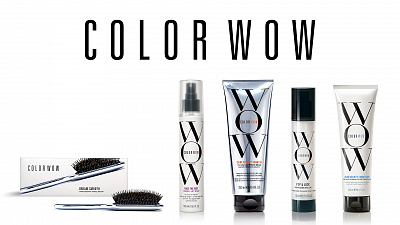 Color Wow Haircare Products