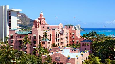 The Royal Hawaiian, A Luxury Collection Resort At Waikiki Beach