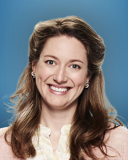 Zoe Perry Young Sheldon Cast Member