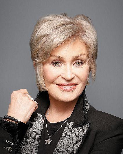 Sharon Osbourne The Talk Cast Member
