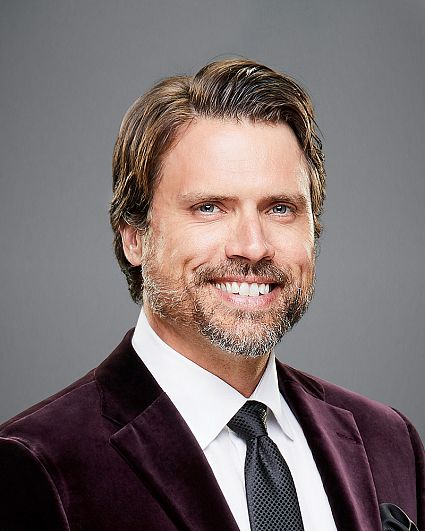The 46-year old son of father (?) and mother(?) Joshua Morrow in 2020 photo. Joshua Morrow earned a  million dollar salary - leaving the net worth at  million in 2020