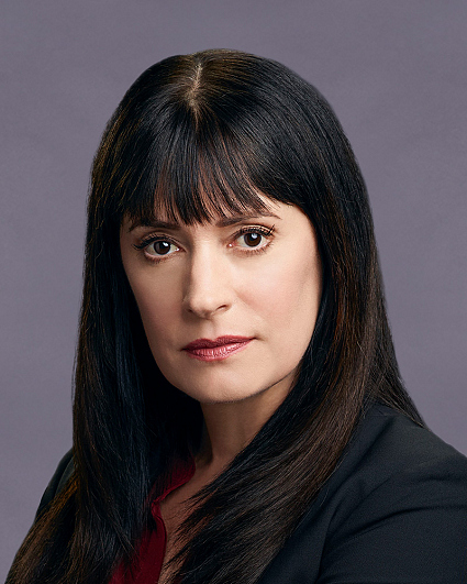 Paget Brewster grandfathered