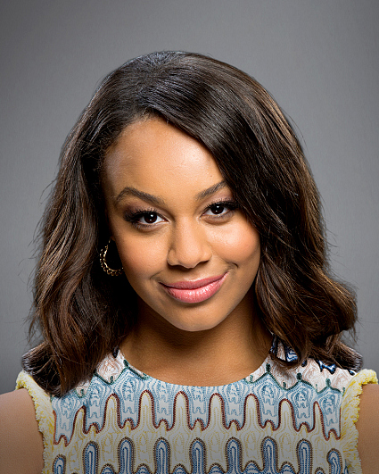 The Bold and the Beautiful Cast: Nia Sioux