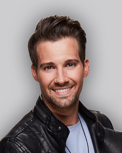 Im on Celebrity Big Brother | James Maslow - YouTube