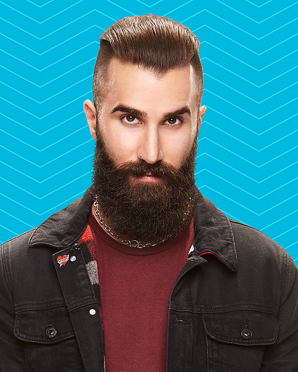 Big Brother Cast: Paul Abrahamian