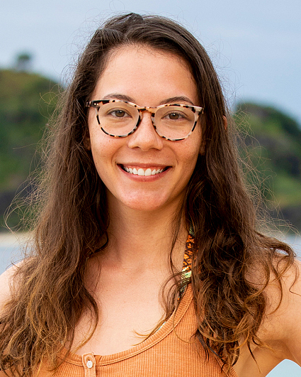 Gabby Pascuzzi on Survivor