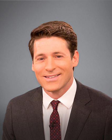 CBS This Morning Cast: Tony Dokoupil