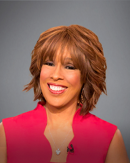 CBS This Morning Cast: Gayle King