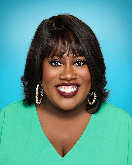 The Talk Cast: Sheryl Underwood
