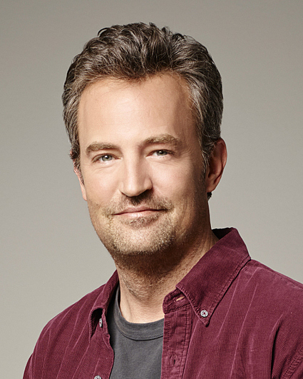The Odd Couple Cast: Matthew Perry